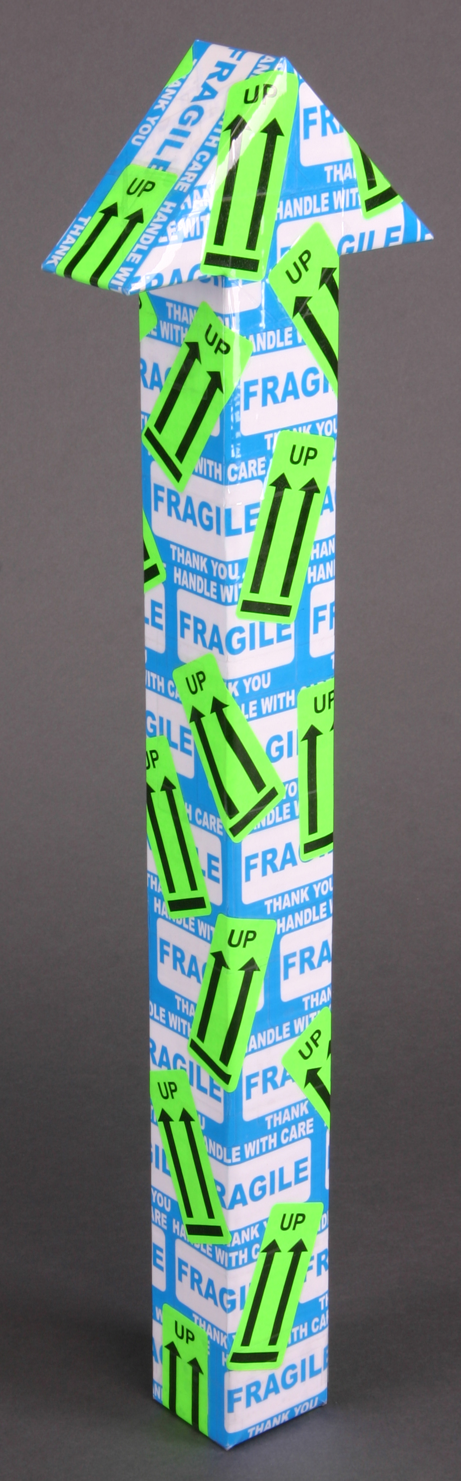 Mini- LBlue & Green double arows.JPG