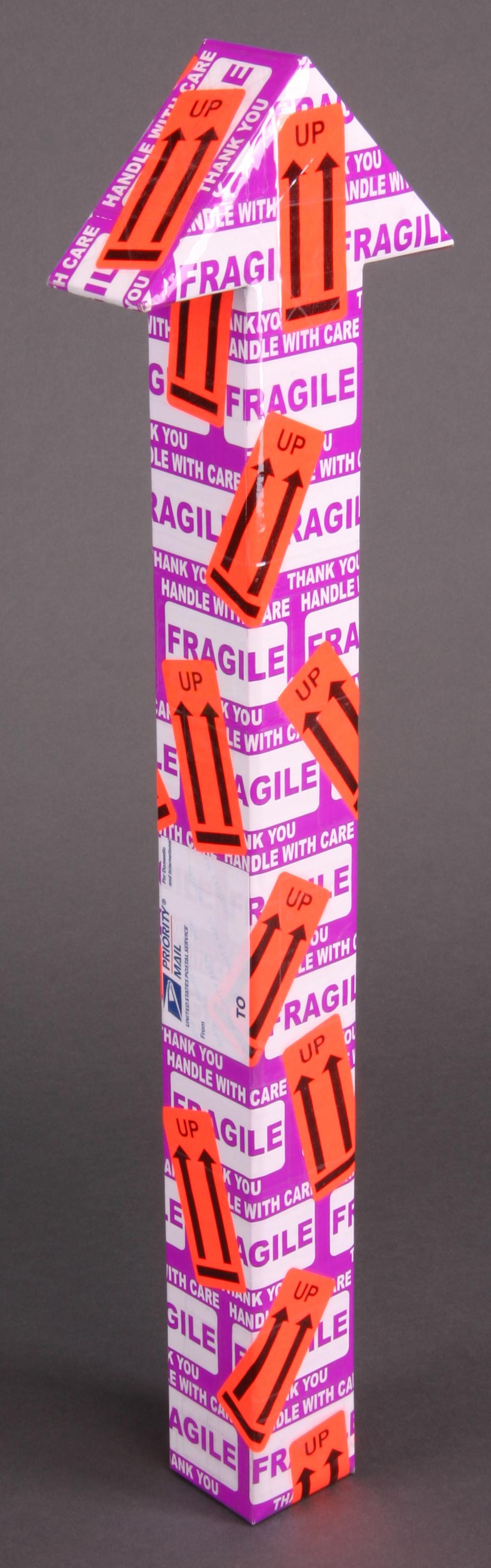 Mini- purple & orange double arows.JPG