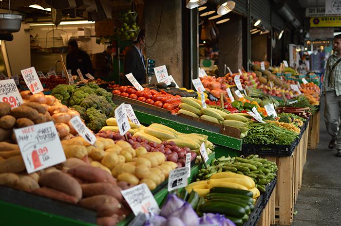 Pikes Place Market - Seattle, WA