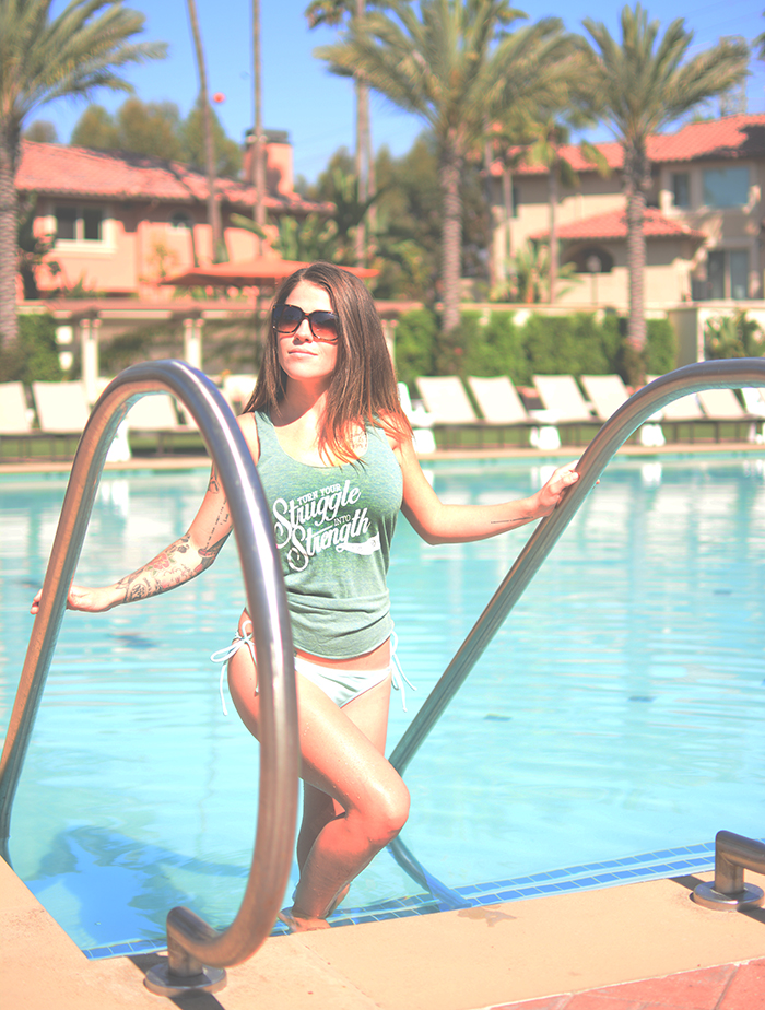 The Virago Fitness Mermaid Tank - ONLY $22 - Click here to view.