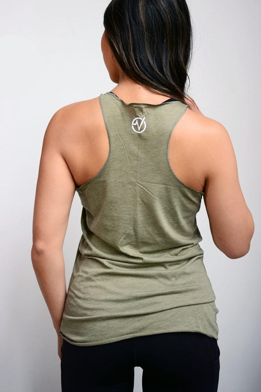 Women's Basic Racerback Tank - SKU: W8430BMIN QTY 15 / Any Color - Any Size$13.20-$15.40COLORS: Charcoal, Grey, OliveSizes: XS, S, M, L, XL, 2XL