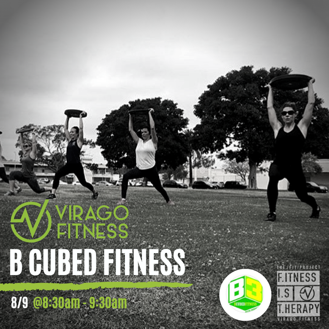B Cubed Fitness Promo.png