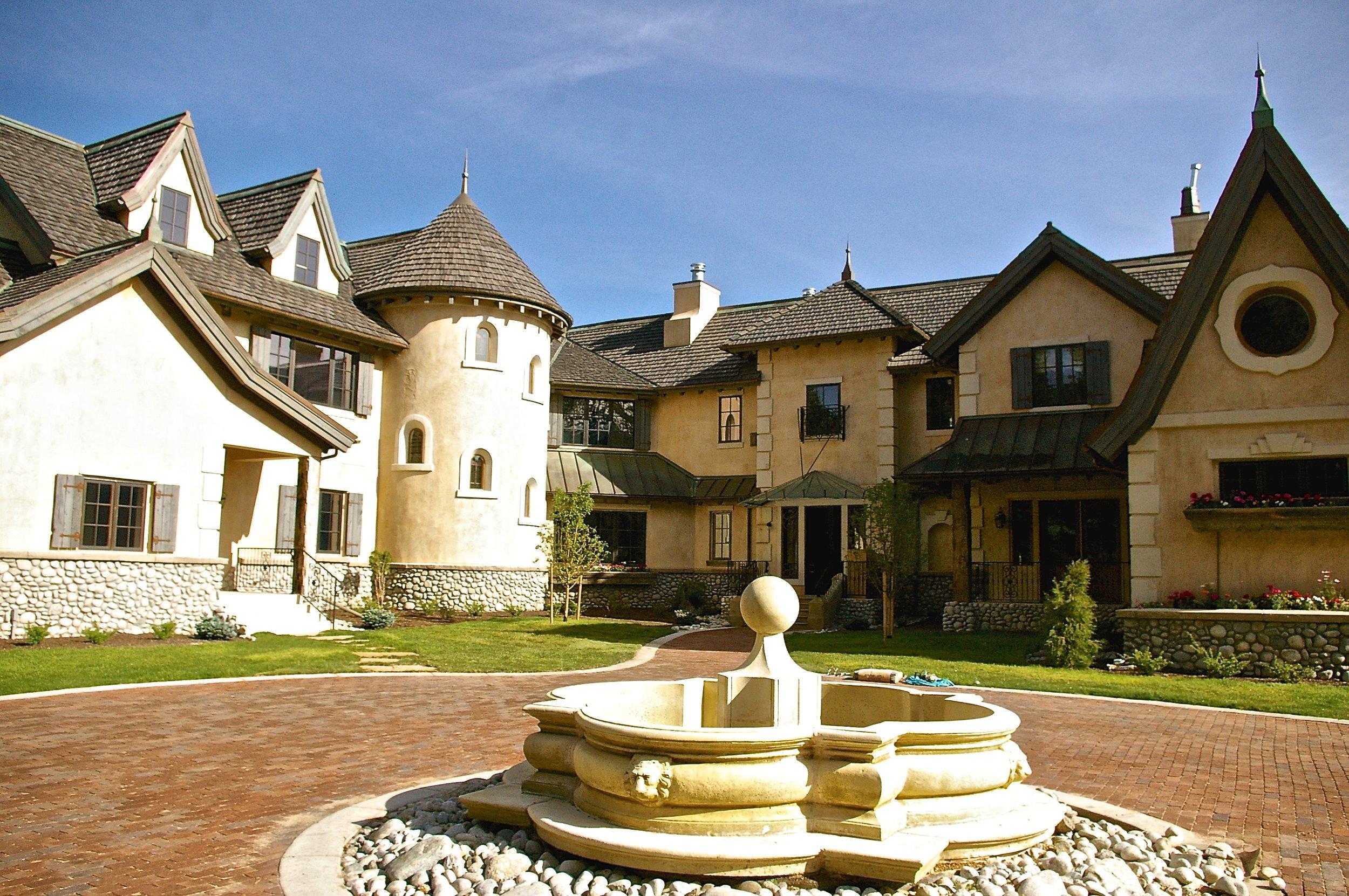 Van Horn Residence - – view –