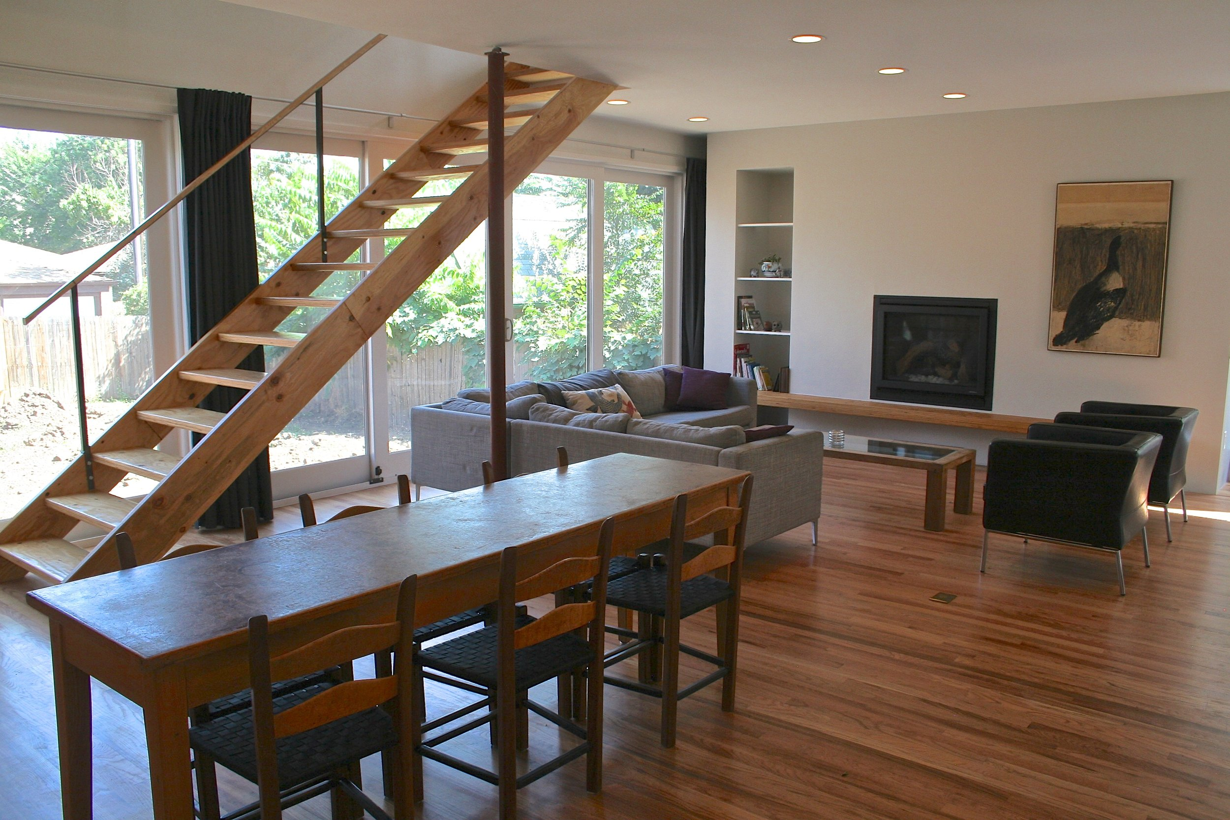 Shea-Davis Residence - – view –