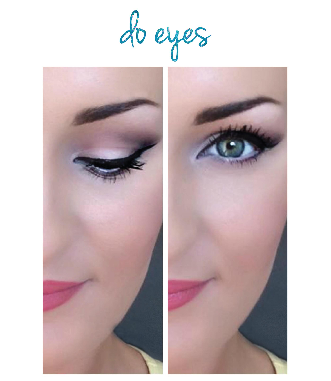 Bigger Brighter Eye Tips