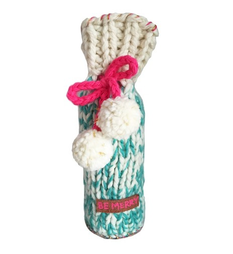 Threshold Brights Collection Wine Cozy - $12.99