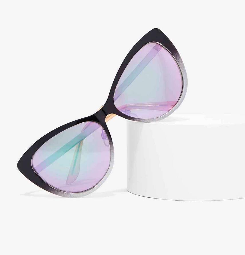 Nasty Gal Into Madness Cat-Eye Sunglasses - $20