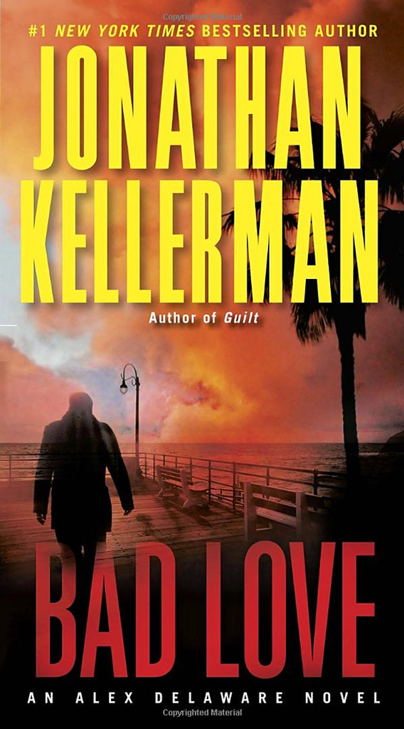 """Kellerman's """"Bad Love."""" I shot this at the Santa Monica pier. They added the scary dude."""