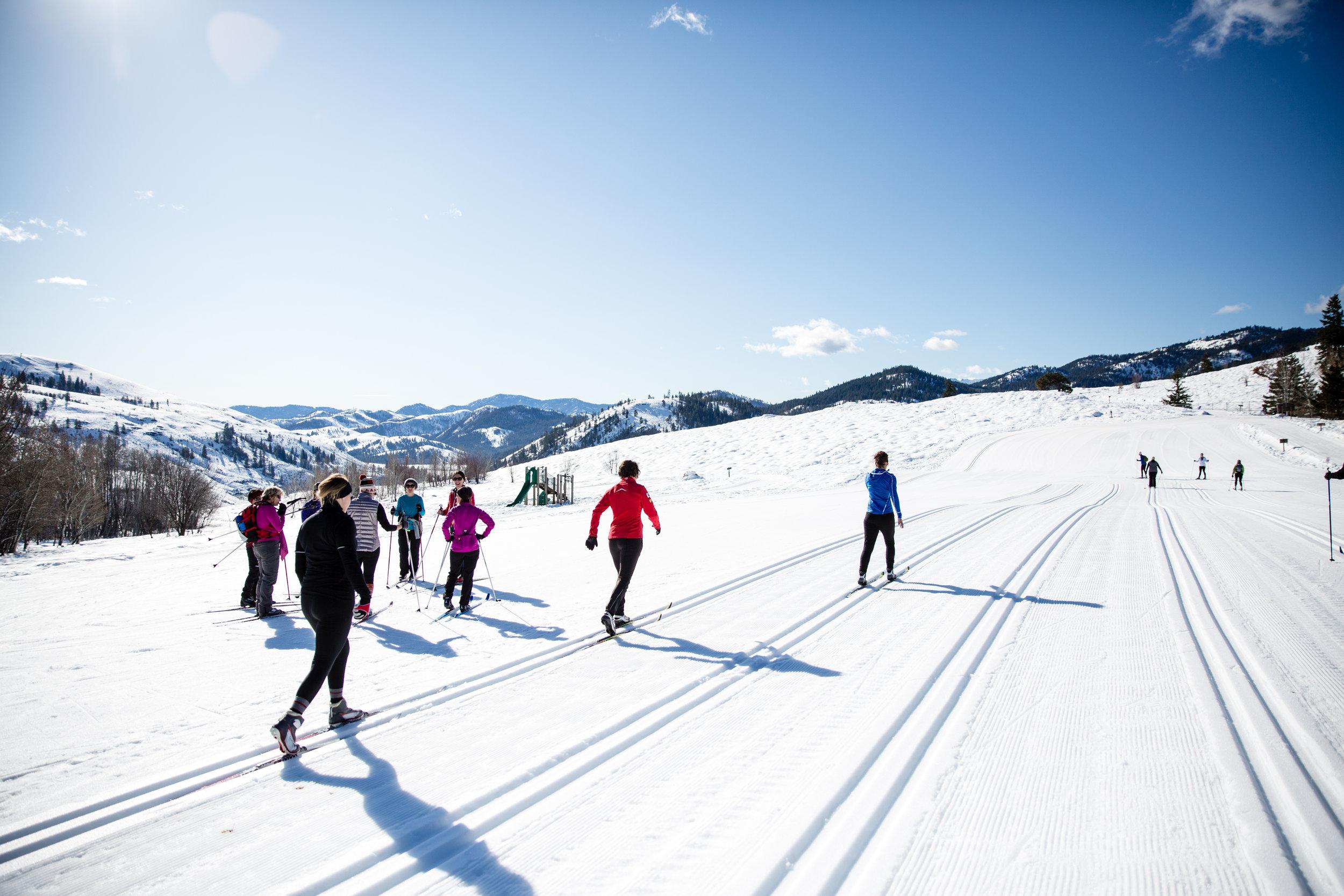 Women's Winter Ski Retreat