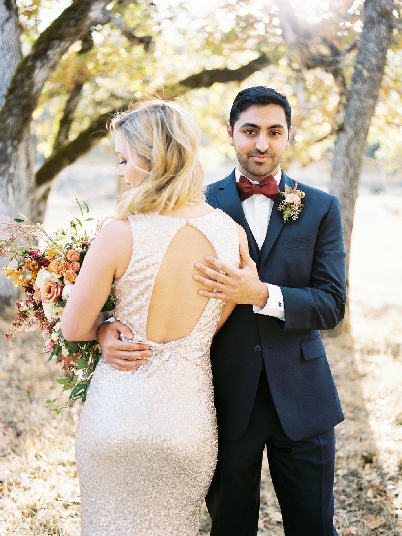 Hillside Wedding Inspiration