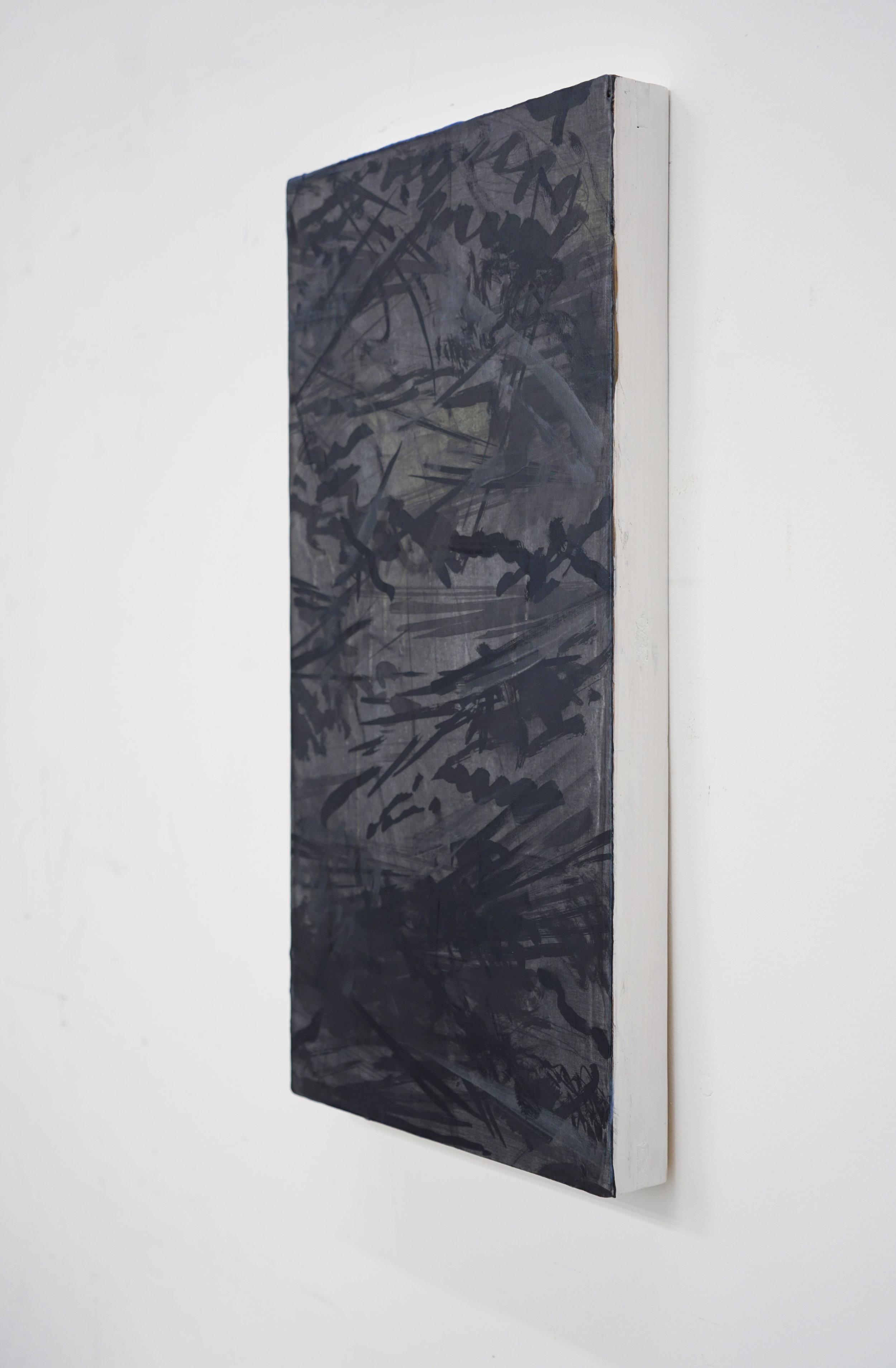 installation view - Black 25-1
