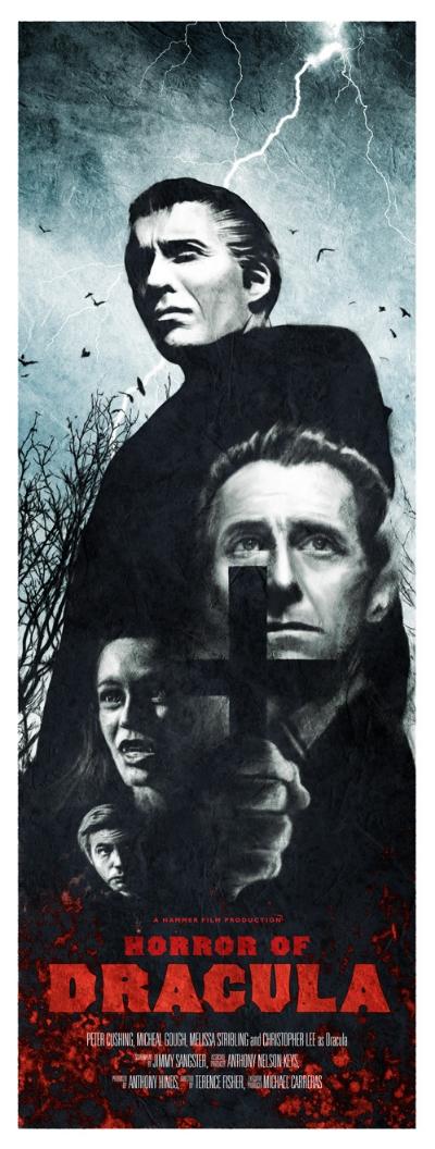 Dracula (1958) — Andrew Swainson
