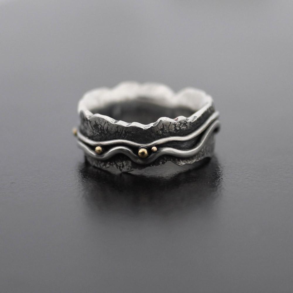 Fabian Ring by Abi Cochran
