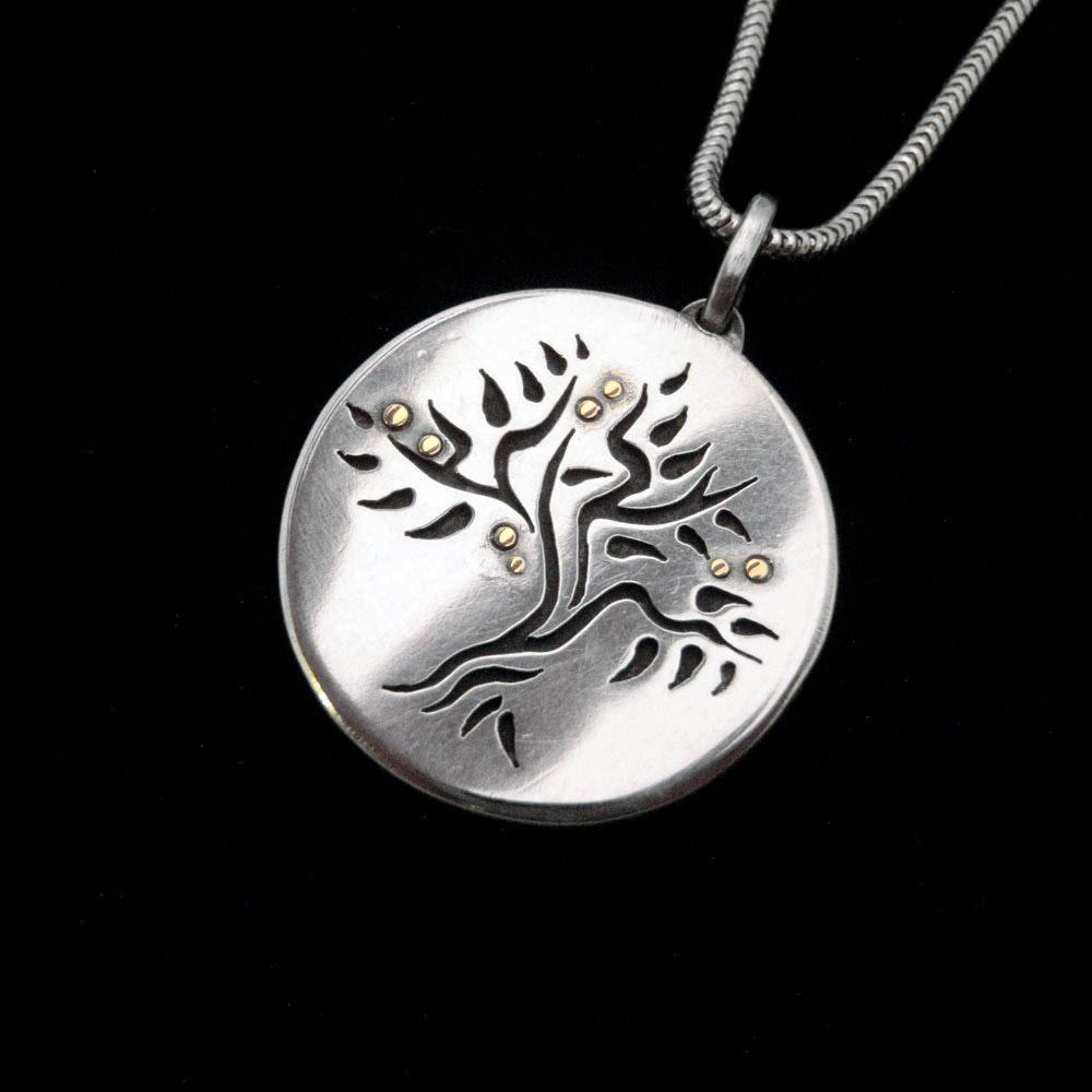 Tree Pendant Abi Cochran