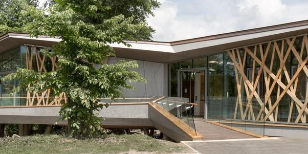 Maggie's Oxford - Architect Wilkinson Eyre