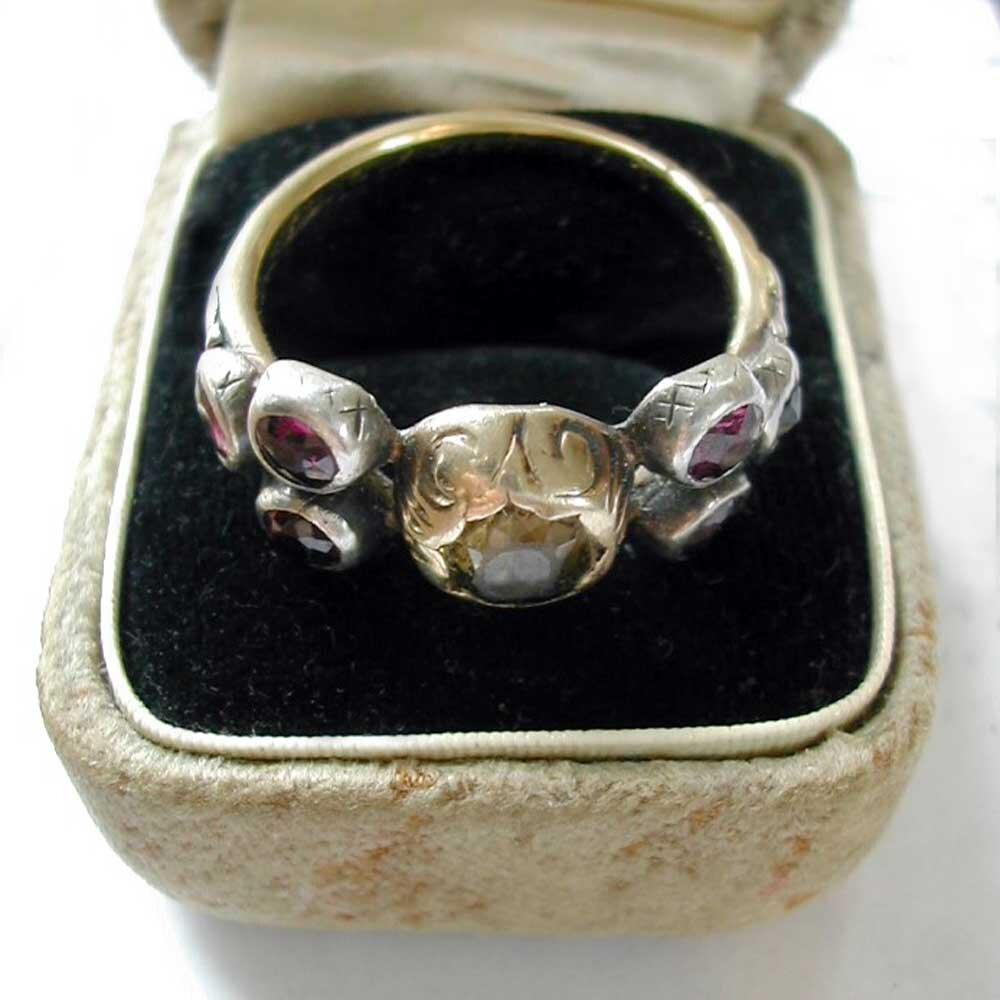 David Leach's Ring