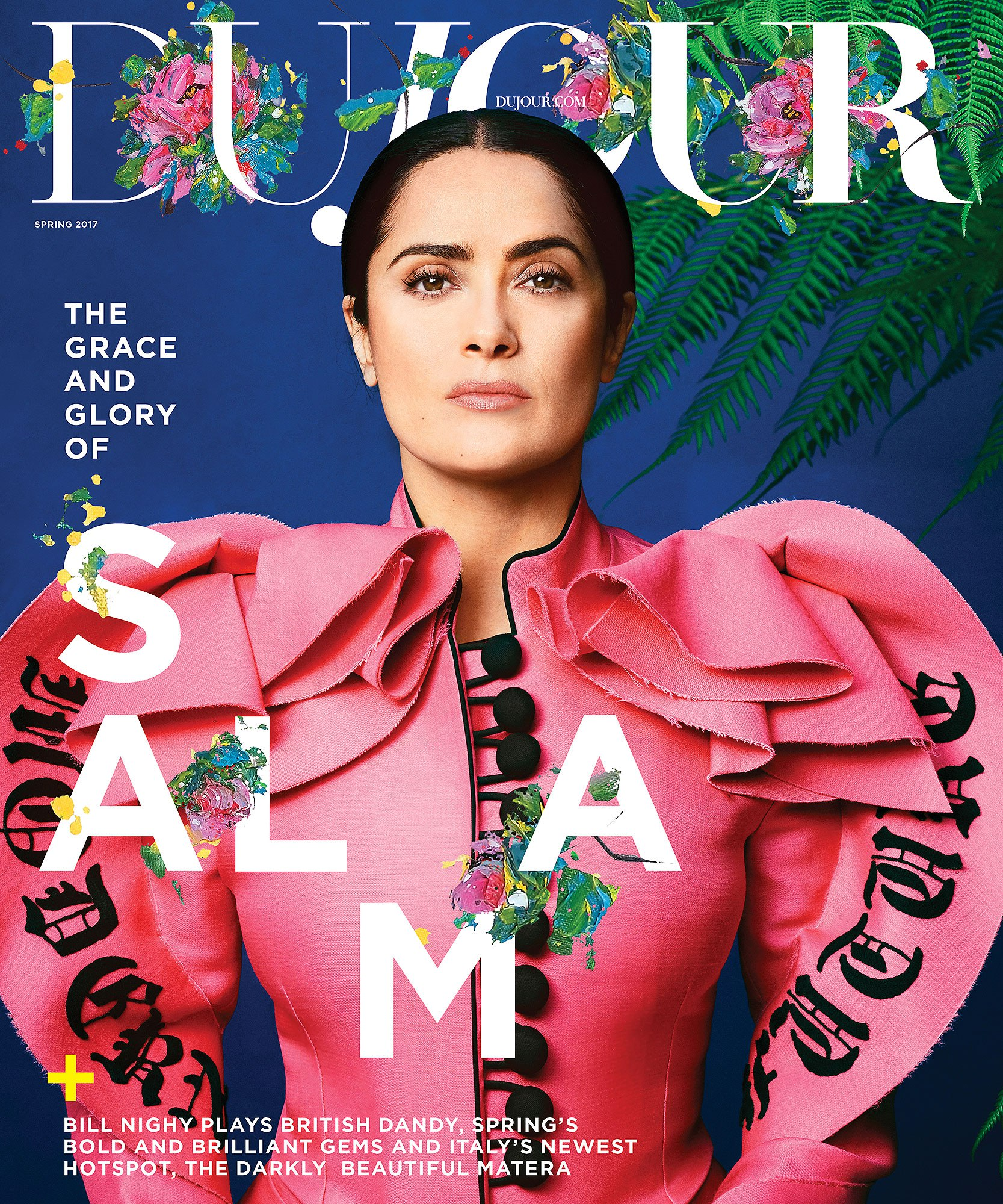 The Grace and Glory of Salma Hayek