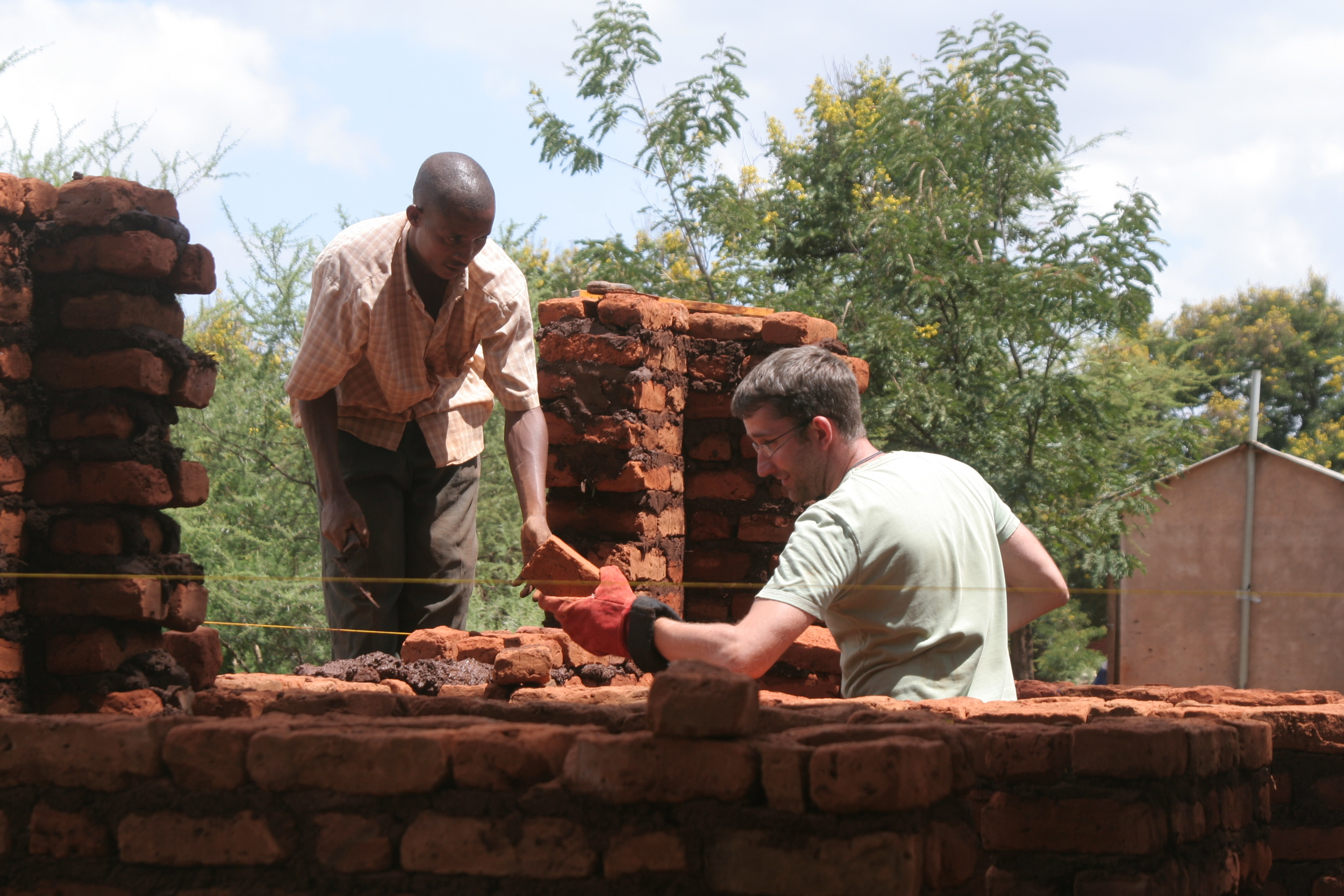 Volunteering with Livingstone Tanzania Trust