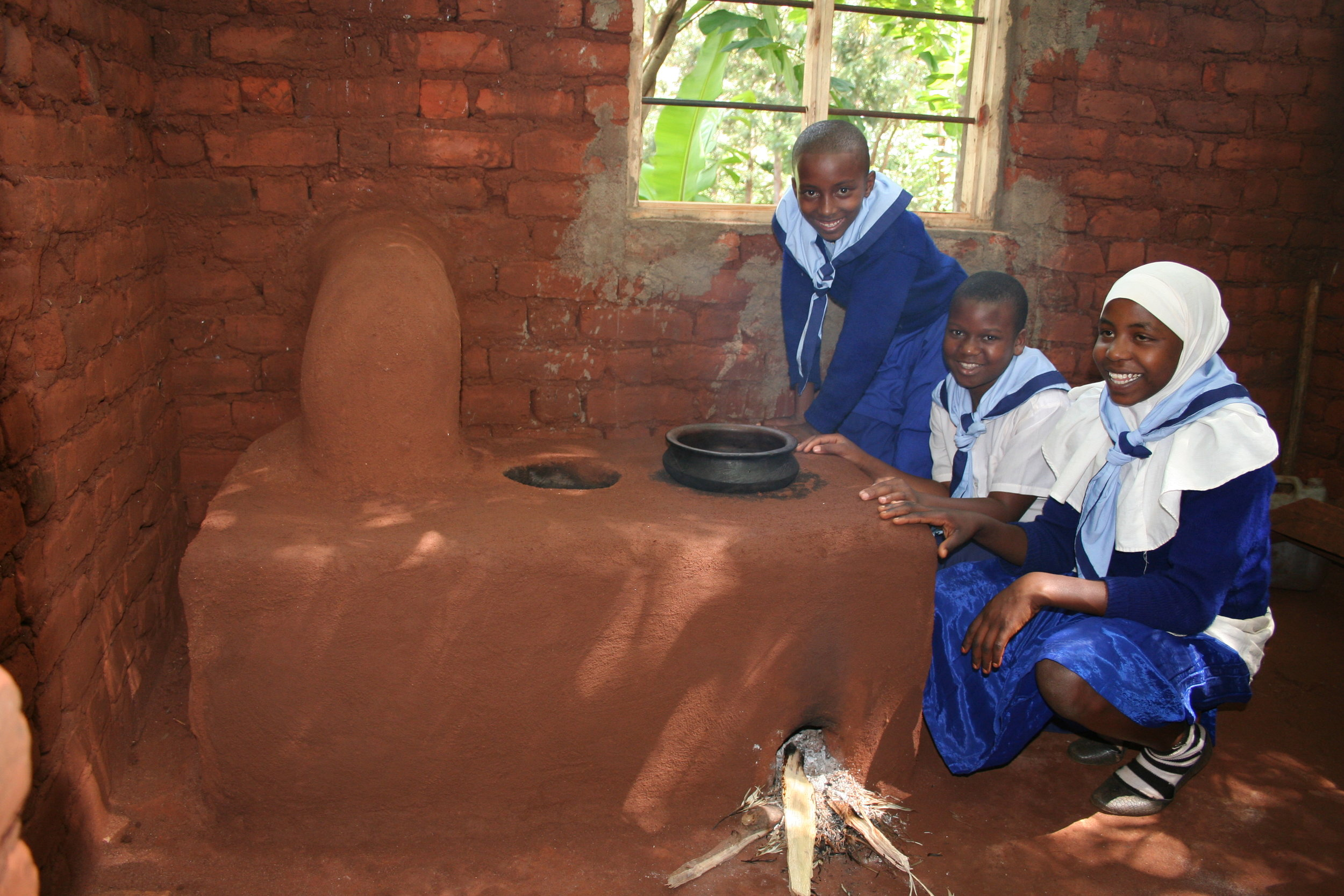 The Girl Guides helping to change harmful environmental practices.