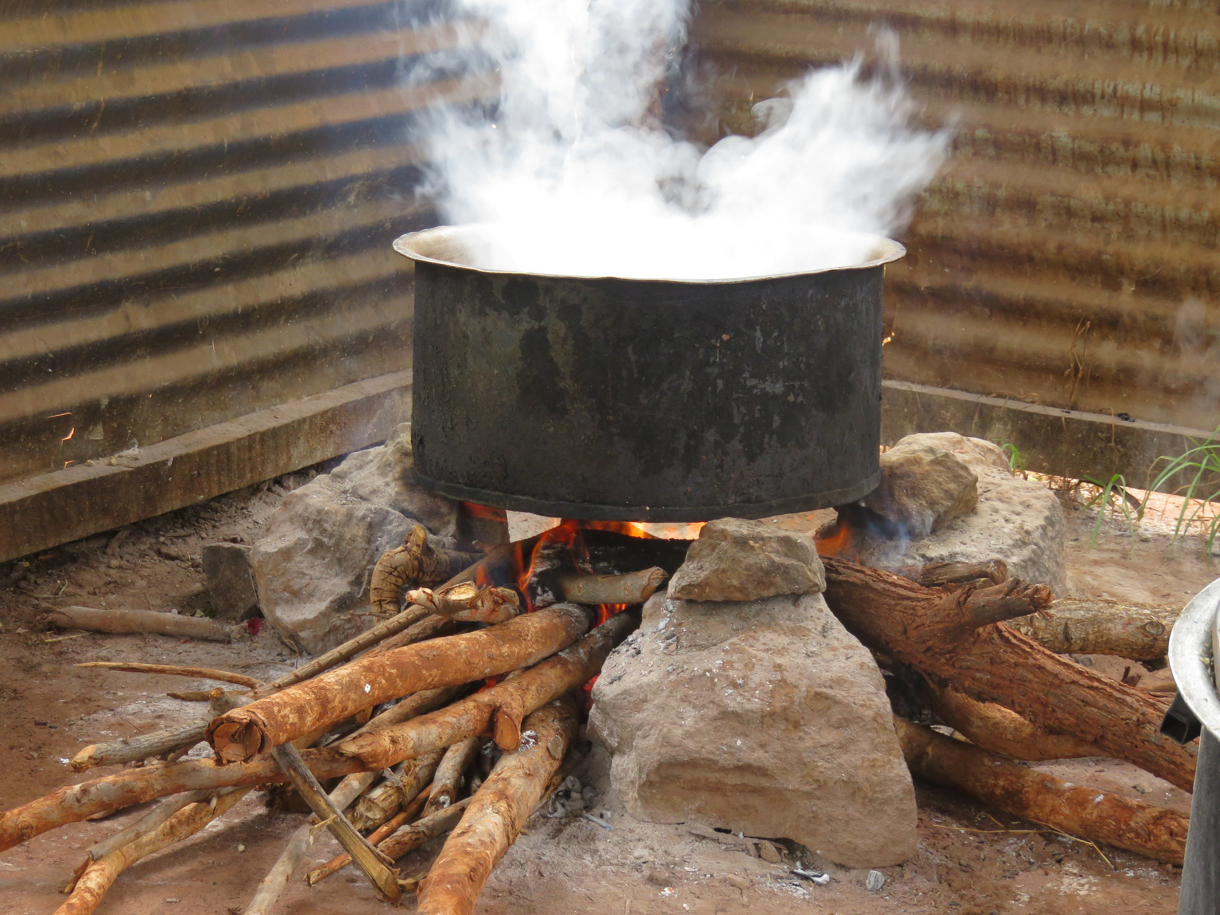 Traditional method of cooking is massively energy inefficient. Things need to change