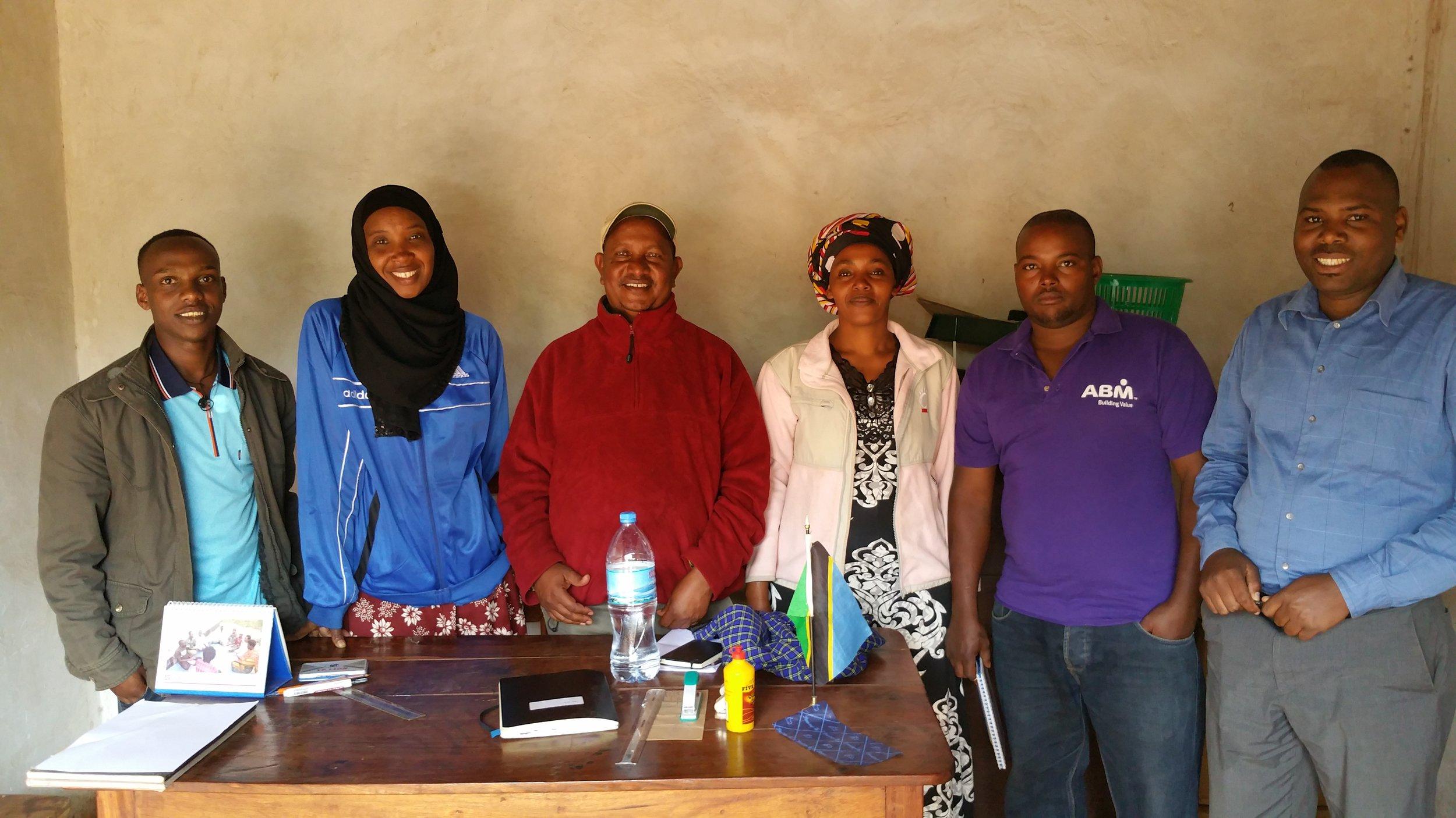 Sawe School Construction Committee