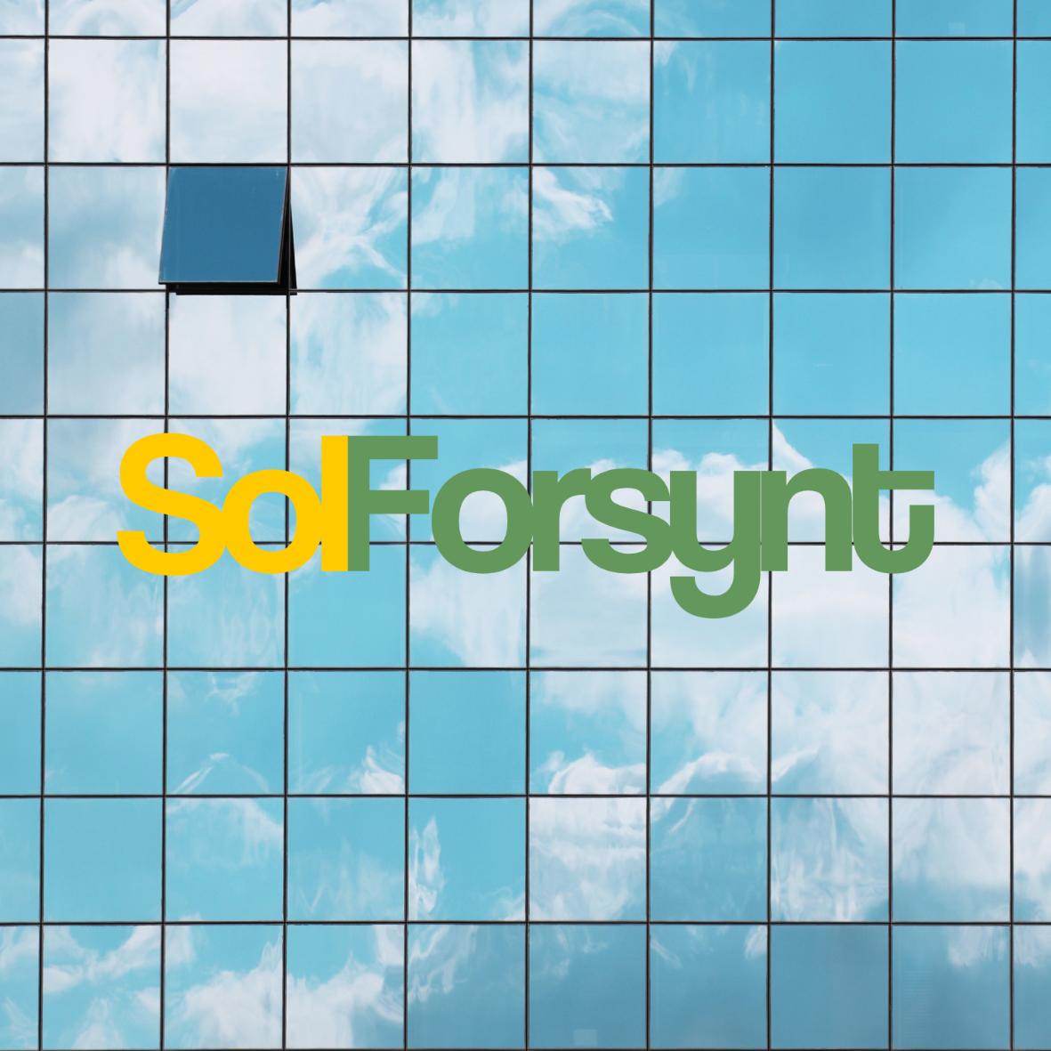 Solforsynt AS - Co-Founder, Co-owner.Energy Co.Solar Power.