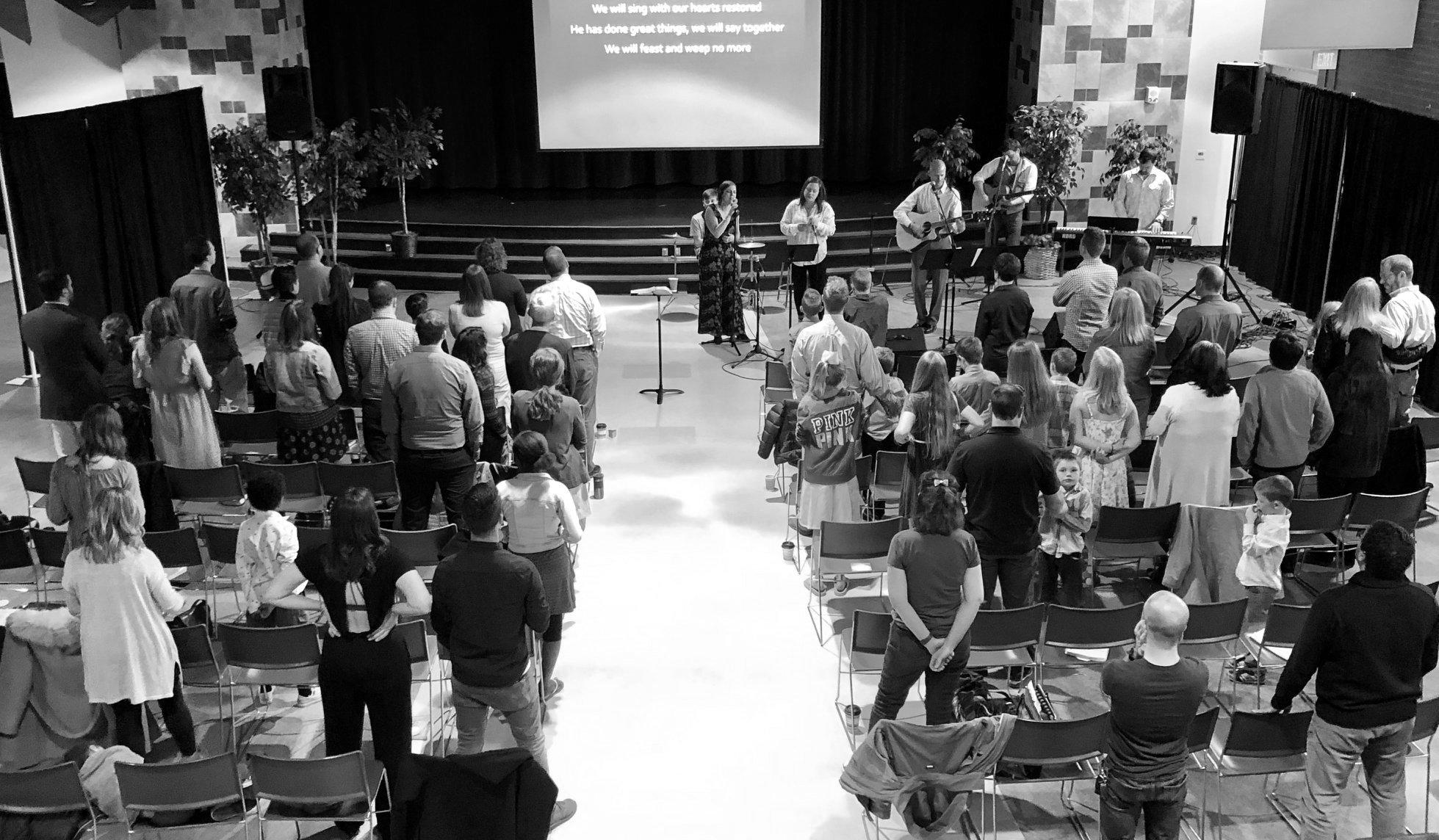 Sundays, 10 am - Broomfield Heights Middle School1555 Daphne St, Broomfield, CO 80020