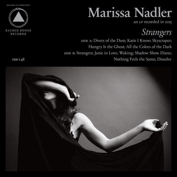 Marissa Nadler LP Cover by Ebru Yildiz