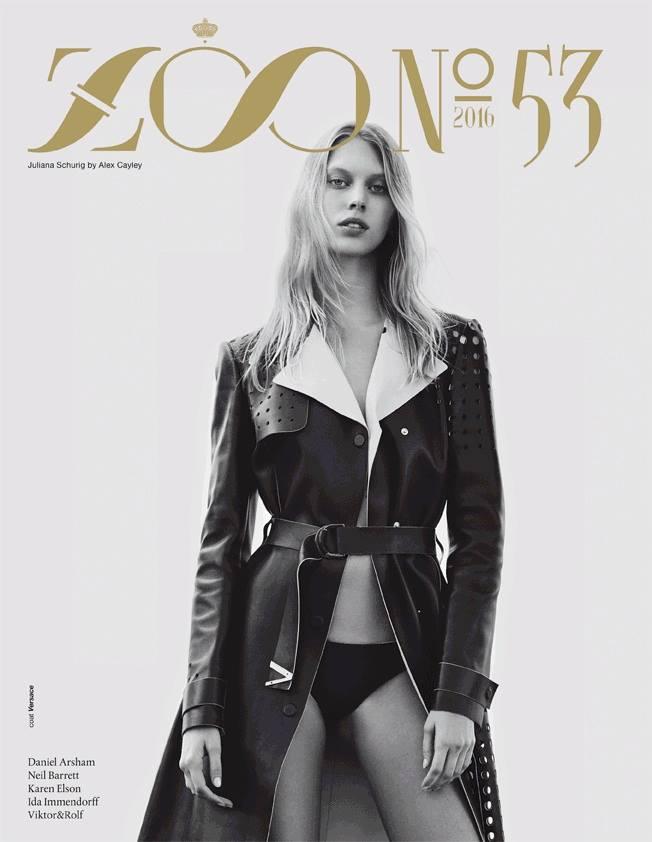 Alex Cayley for ZOO Magazine