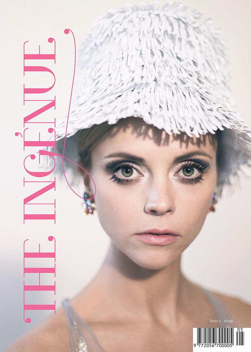 Christina Ricci by Jessie Lily Adams for The Ingenue