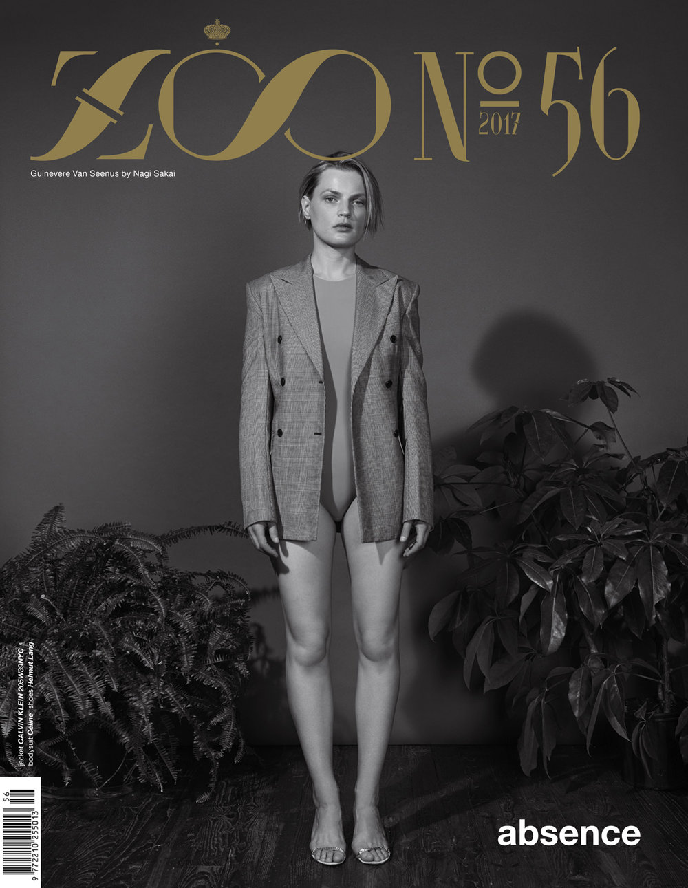 ZOO Magazine No 56 cover story by Nagi Sakai