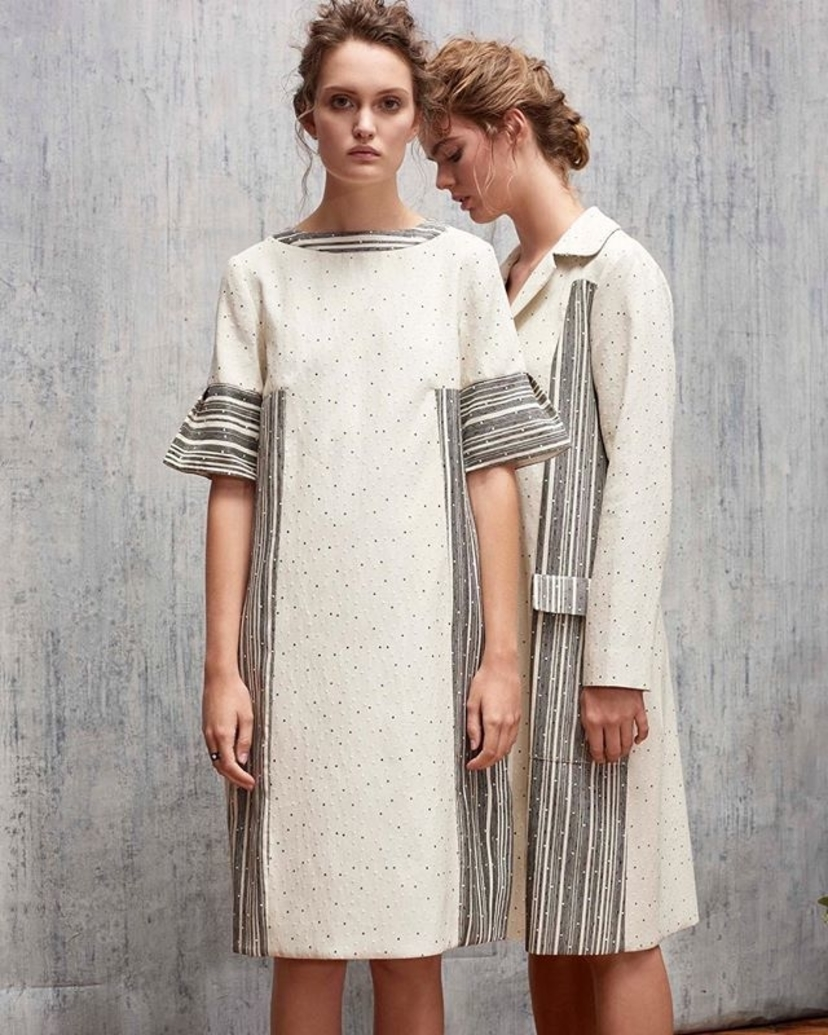 AUDRA SS18 Collection by Black & Steil