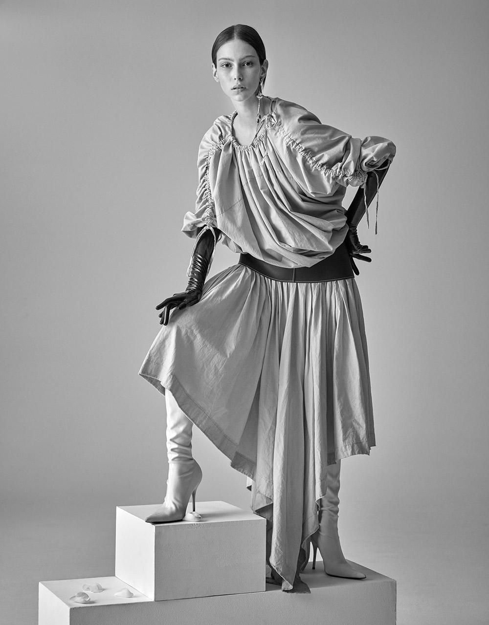 Photographer Roe Ethridge for Vogue China