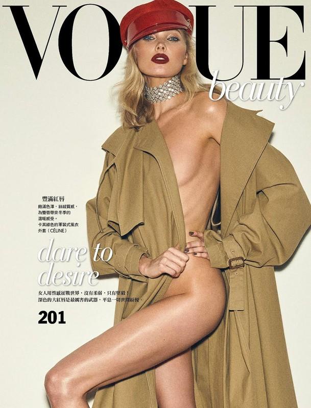 Photographer Zoey Grossman for Vogue Taiwan