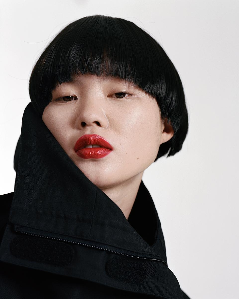 Photographer Tina Tyrell for MUSE Magazine