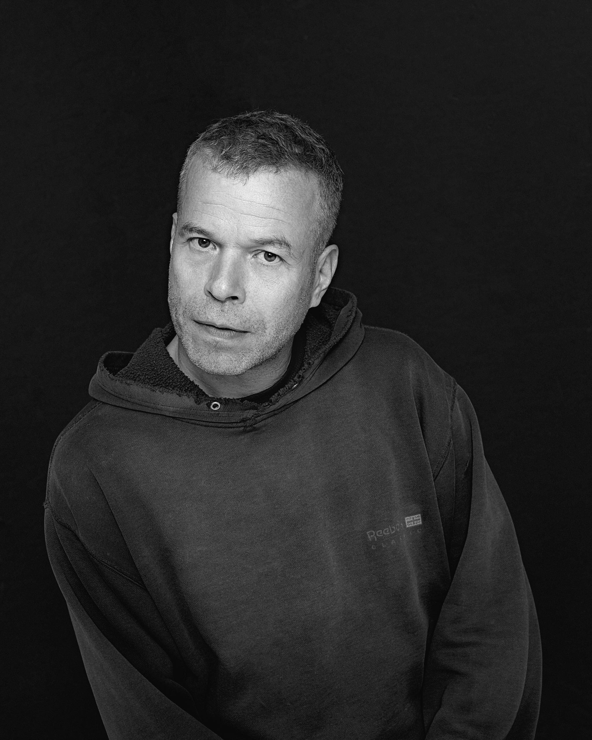 Wolfgang Tillmans photographed by Collier Schorr for The New Yorker.
