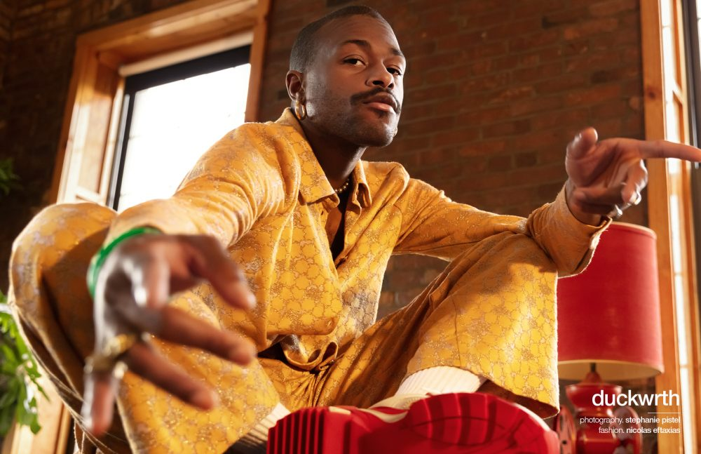 Duckwrth Photographed By Stephanie Pistel for Schon Magazine