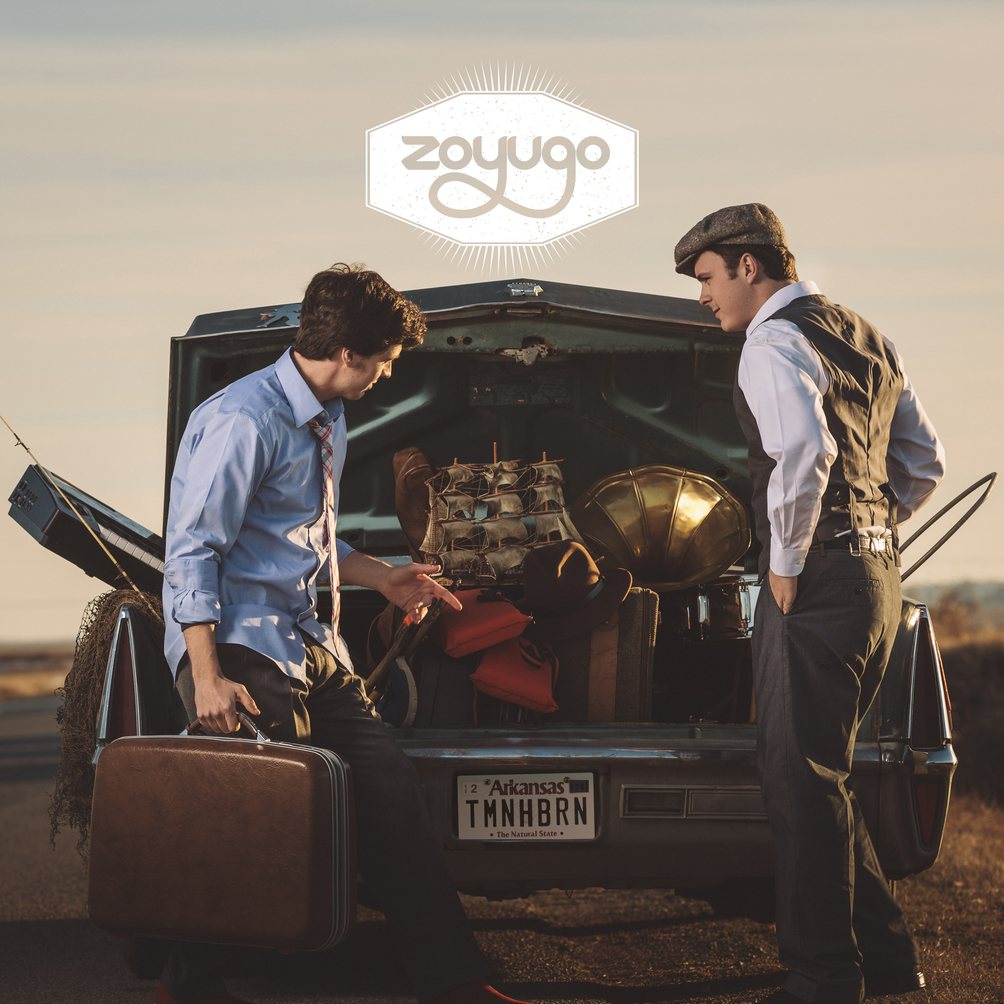 Tom & Hebron's sophomore album, Zoyugo.