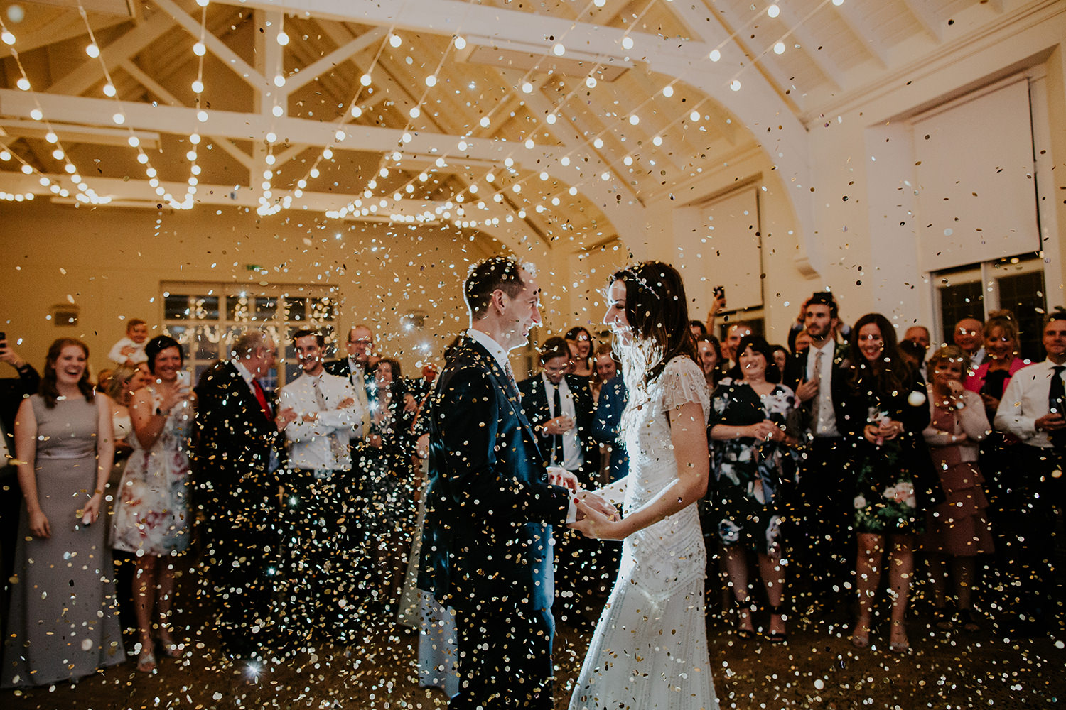 "Ceri & Andrew - ""We absolutely love them Irene, I had goosebumps looking through them last night! So many precious memories that have been captured so beautifully. Thank you so much again for all of your time and hard work."""