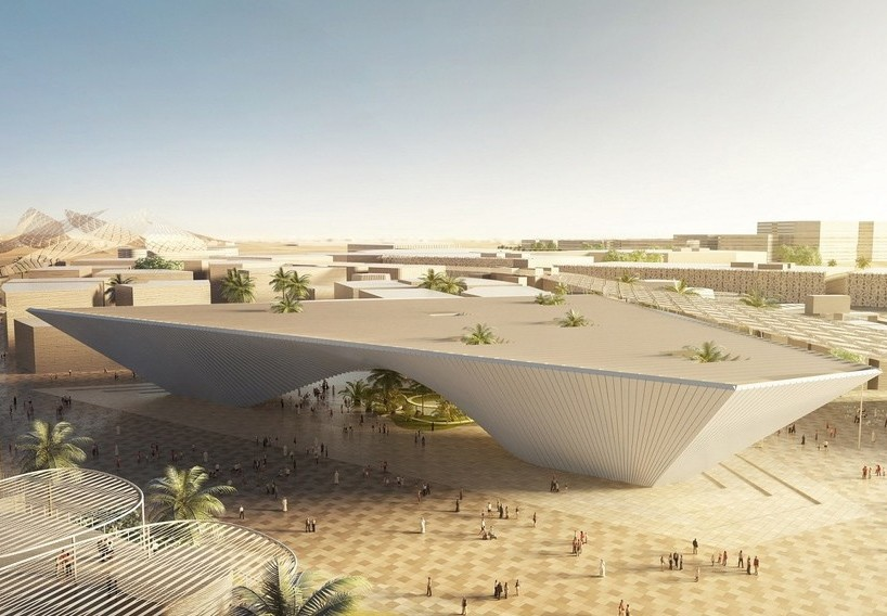 image © BIG architects / expo 2020 dubai