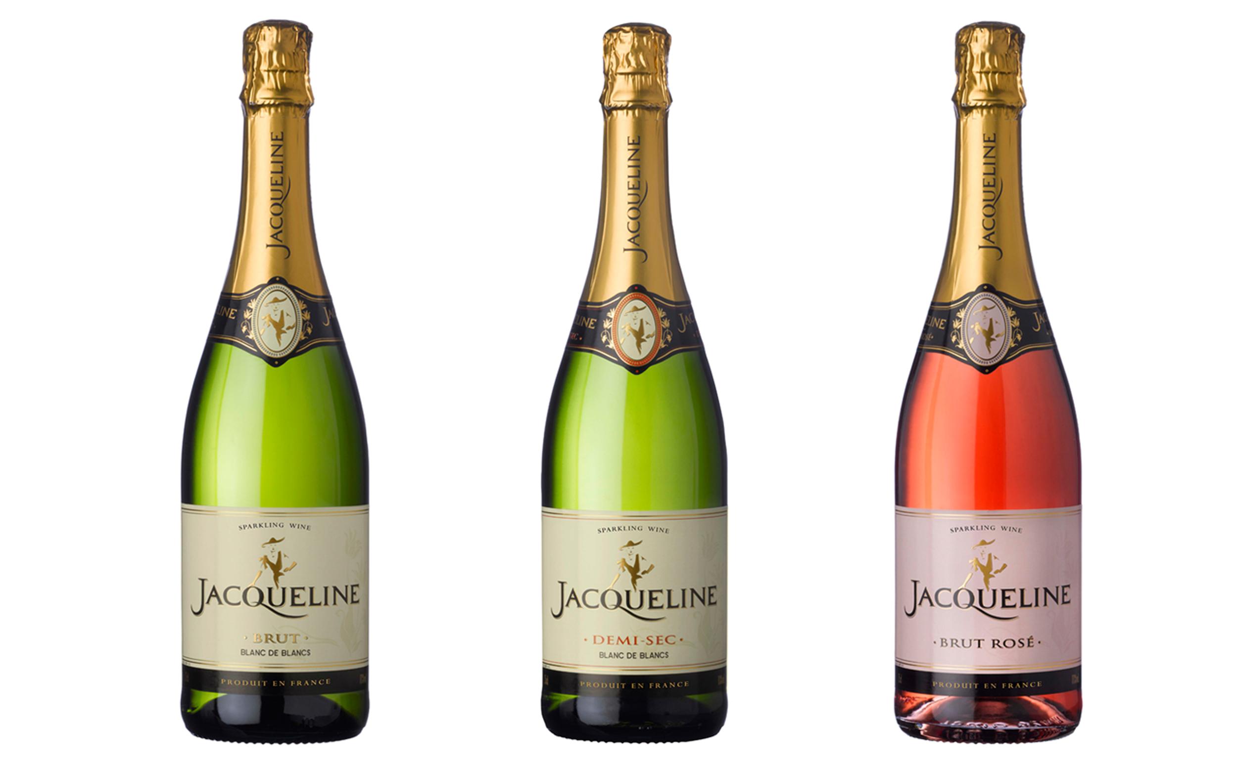 Jacqueline sparkling wine.
