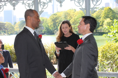 Copy of central park wedding