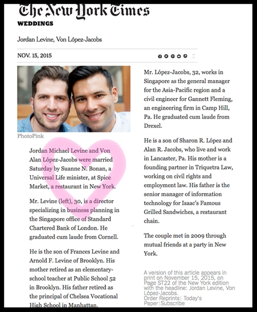 Jordan Michael Levine and Von Alan Lopez-Jacobs- New York Times weddings.jpg