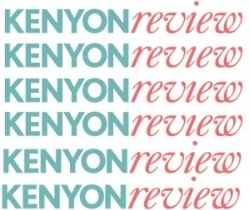 "Kenyon Review:  I have learned to define a field as a space between mountains  by Rio Cortez    ""Don't be fooled by the title's trendy embrace of the empty—these poems are rock solid."""
