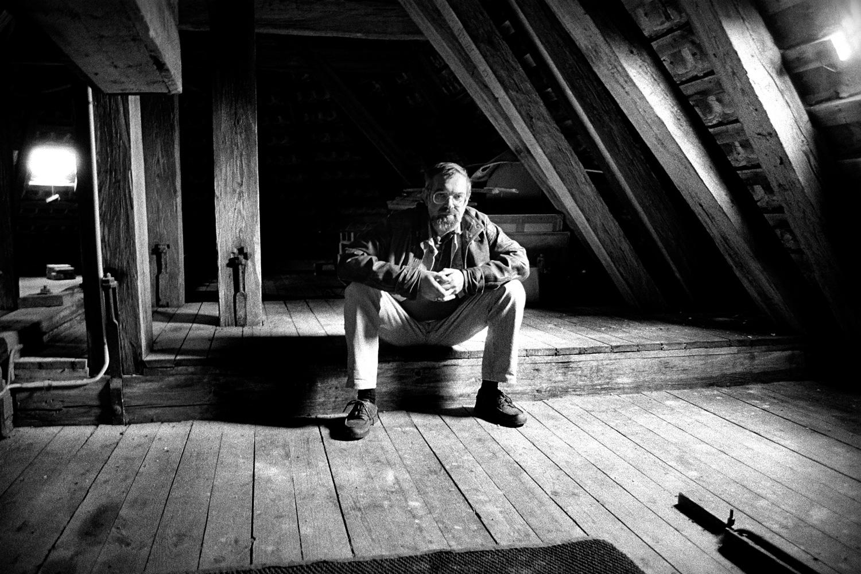 "Finn Abrahamowitz, Playwright of ""Gilleleje 43"""