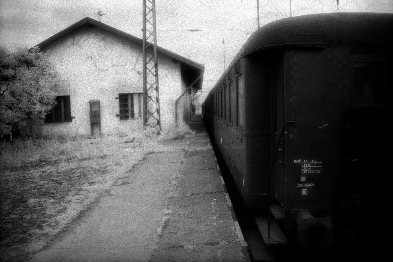 Bohusovice Train Station
