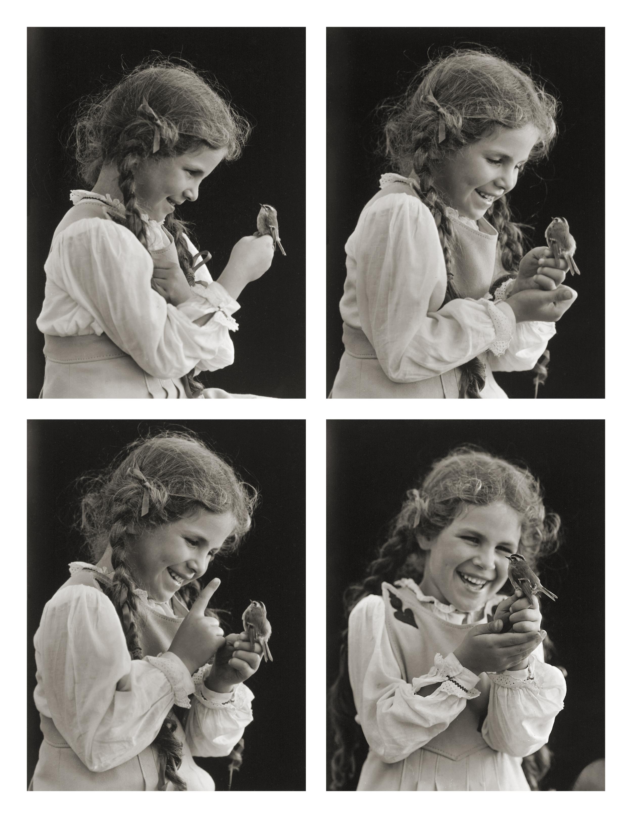 Judy and Her Bird