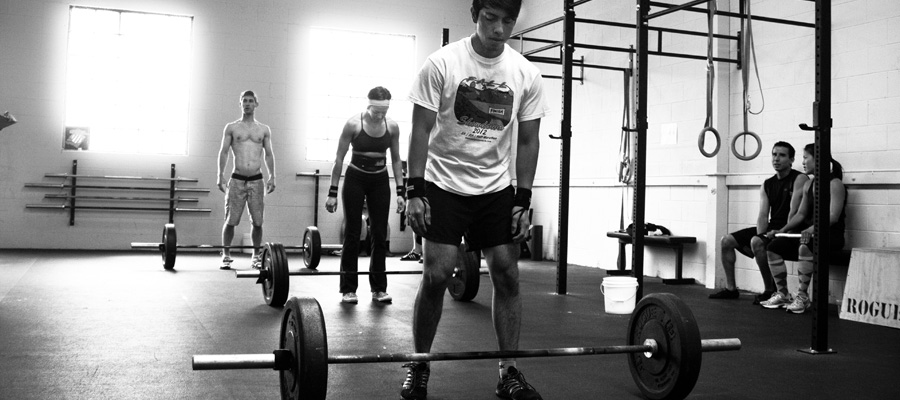 Photo courtesy of Kris Bates at Grassroots CrossFit