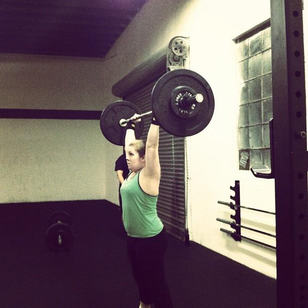 When I first started lifting. - Super Balanced Life - Eyes on Your Own Barbell