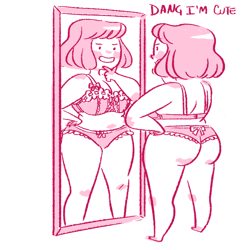 Maya Kern ( source ) Body Dysmorphia, Eating Disorders, and Grief - superbalancedlife.com